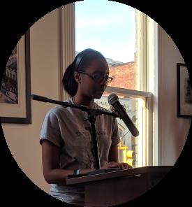 2018 Literati Party - Tamia Morton 2