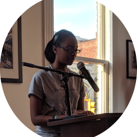 2018 Literati Party - Tamia Morton 2